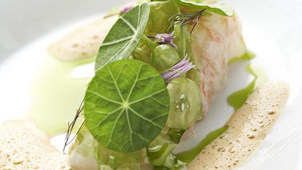 New Nordic fish salad