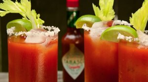 Bloody Mary, the tasteful restorative drink