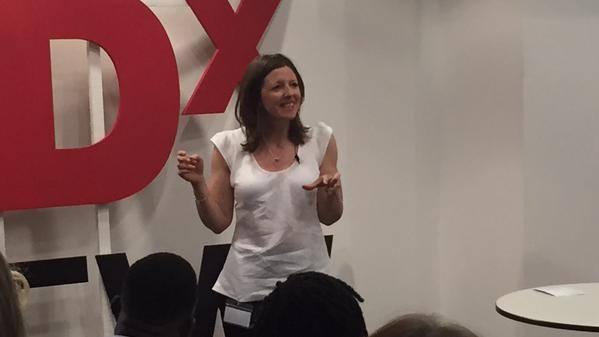 Karen Hickson-Smith changes lives around the family table
