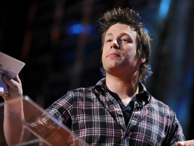 Jamie Oliver explains his Food Revolution