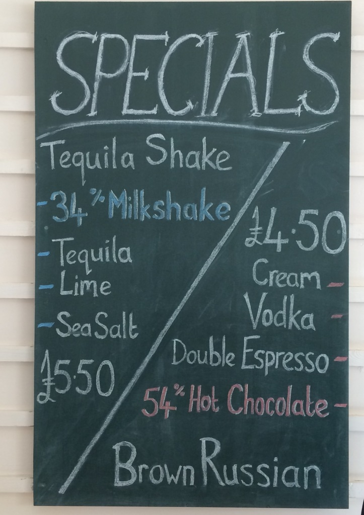Specials at Knoops