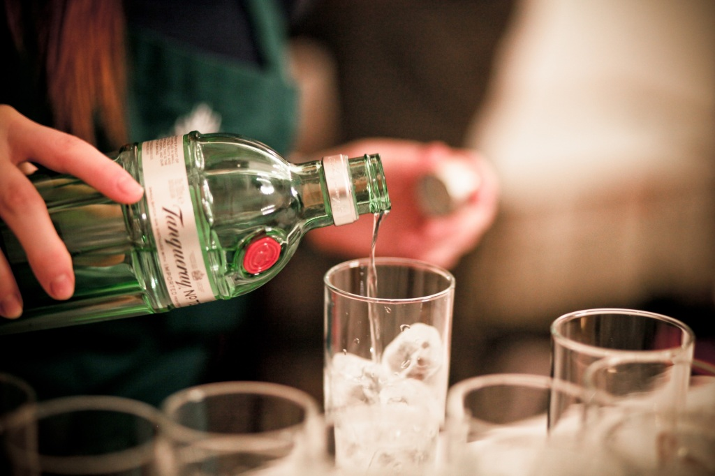 Artisan gin making and drinking is hugely popular in the UK and US