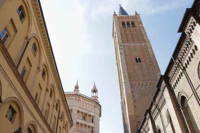 Parma is steeped in history and a great food culture