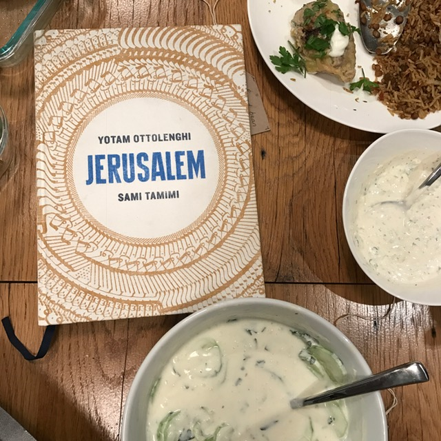 cook book club sign market london yotam ottolenghi middle eastern food drink lemon lime citrus share taste yoghurt parsely book